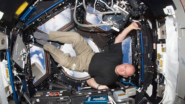 Astronaut to Spend a Year in Orbit (ABC News)