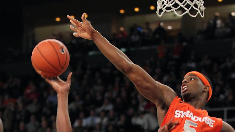 NCAA Basketball: Syracuse at Providence
