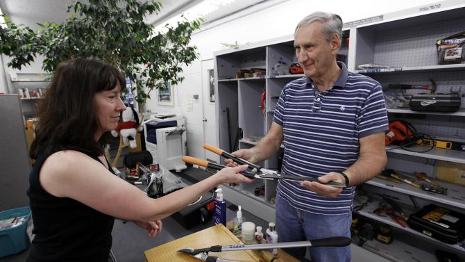 Need a tool? Libraries lending more than books