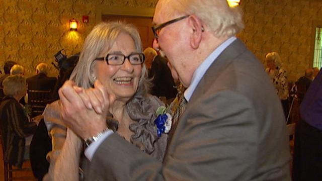 World War II graduates go to prom 70 years later