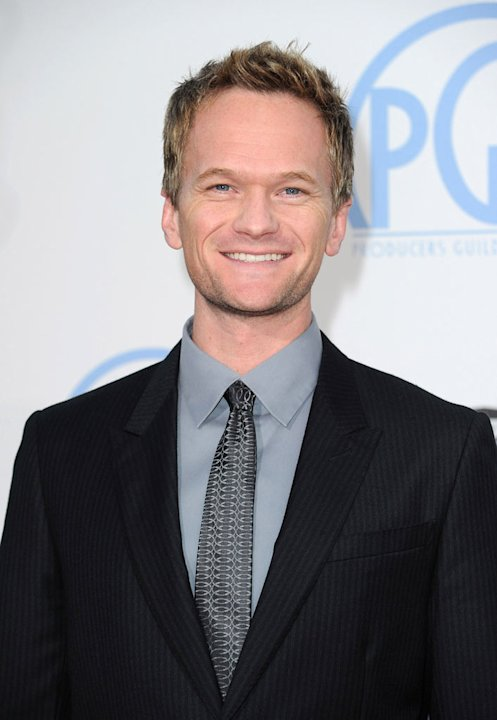 Neil Patrick Harris arrives at the 21st Annual PGA Awards at the Hollywood devastated January 24, 2010 in Los Angeles, California.