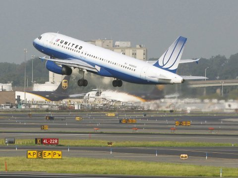 Newark Airport United Airlines