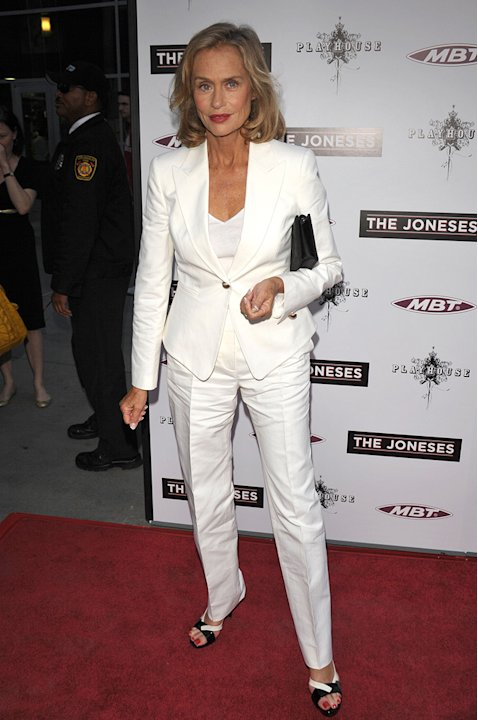 The Joneses LA Premiere 2010 Lauren Hutton