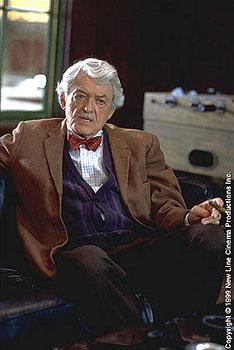 Hal Holbrook as O'Dell in The Bachelor