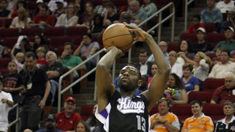 NBA: Sacramento Kings at Houston Rockets