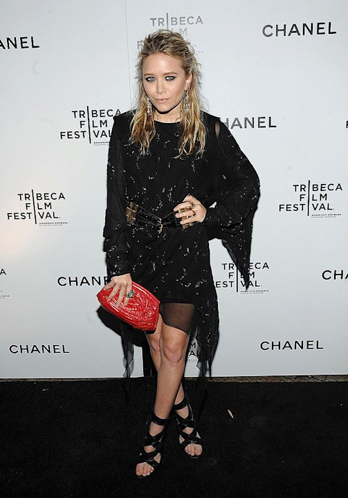 Olsen Mary Kate Chanel Dinner