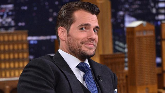 Henry Cavill Posted His First Shirtless Photo on Instagram -- Stop What You're Doing and Look!