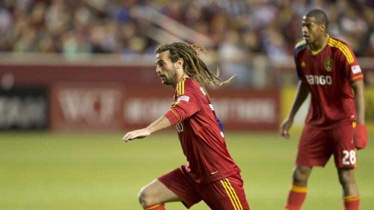 MLS: Los Angeles Galaxy at Real Salt Lake