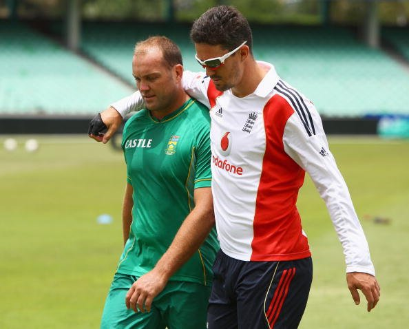 England Nets Session On Christmas Day