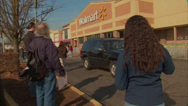 Protests held at Walmarts across the country