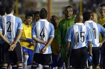 Brazil - Argentina game abandoned after floodlight failure