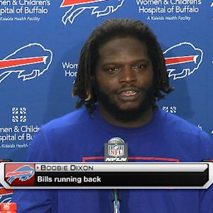 Buffalo Bills postgame press conference