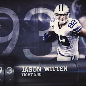'Top 100 Players of 2015': No. 93 Jason Witten