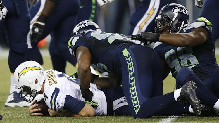 Seahawks' Schofield out to prove himself