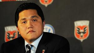 DC United majority owner Erick Thohir denies he'll sell off club shares to pay for Inter Milan debt