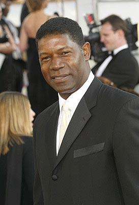 Dennis Haysbert Golden Globes - 1/25/2004