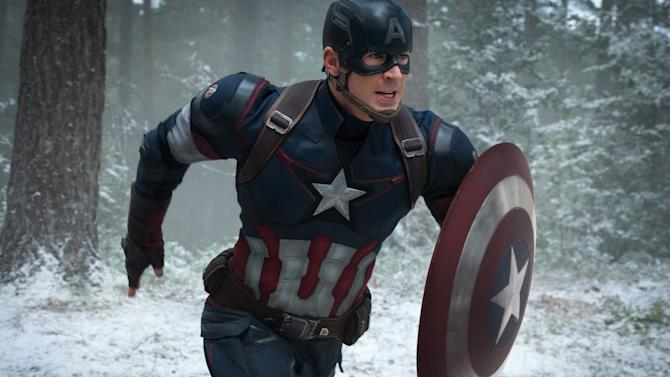 Watch Captain America battle Iron Man in the first trailer for Civil War