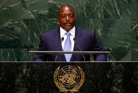 Congo president urges national dialogue before elections