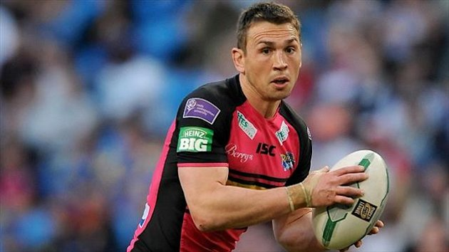 Kevin Sinfield feared he would need surgery on a thumb injury picked up on England duty
