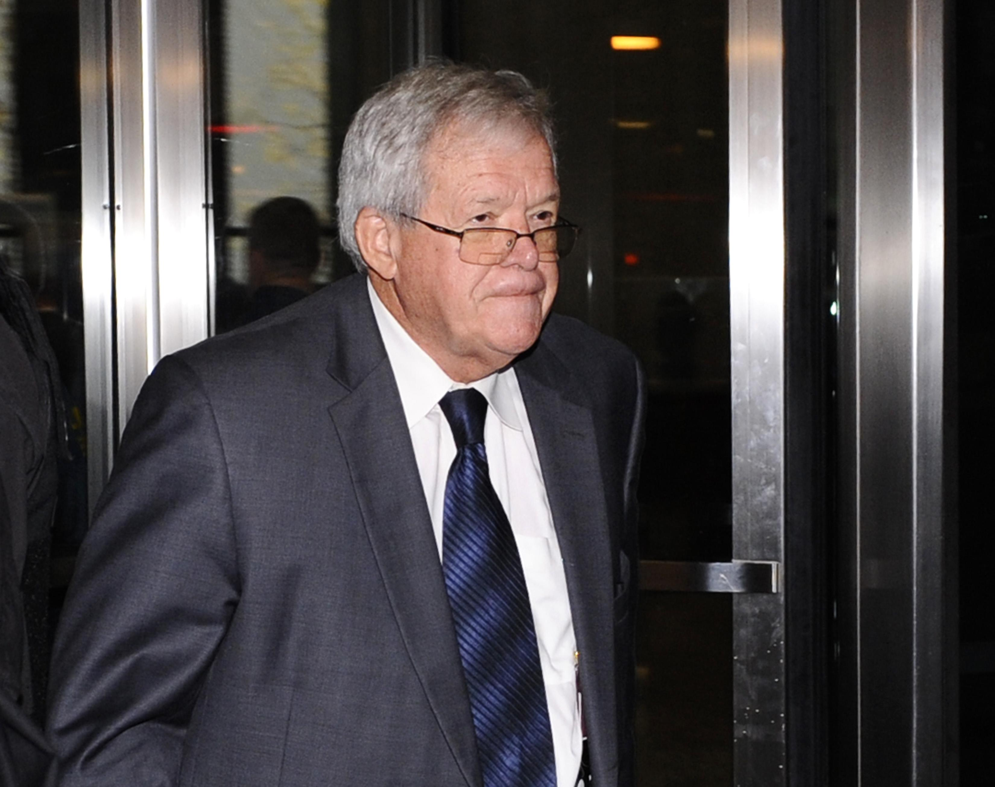 Dennis Hastert: a look back at the former House Speaker's career