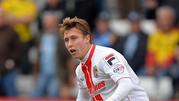 Luke Freeman is poised to leave Stevenage