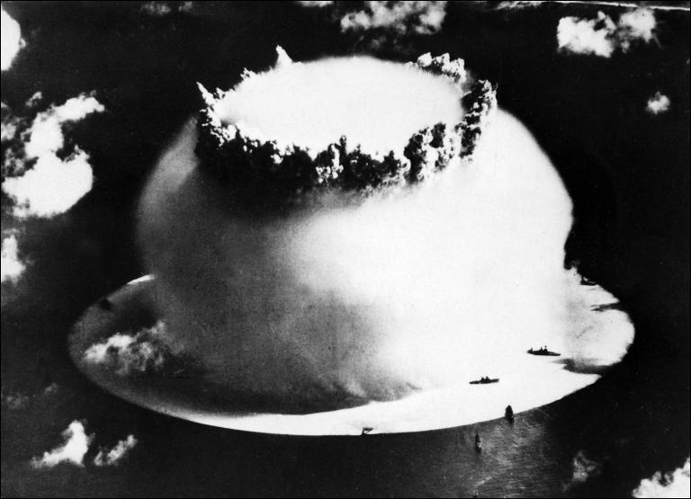 Islanders afraid to go home 60 years after Bikini Atoll H-bomb