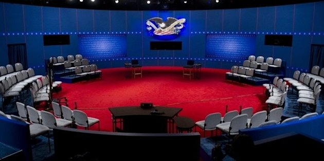 Romney Obama débat
