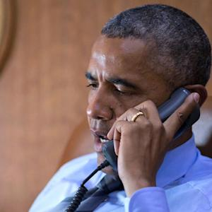 Dialing diplomacy: Obama turns to phone, video conferencing amidst foreign tensions