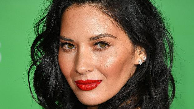 Olivia Munn Is a Golden Glamazon in Her Daring Ocean's Eight Gown