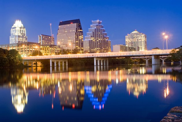 Austin small business owners love their city