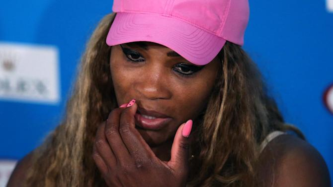 Serena enters Indian Wells for 1st time since '01