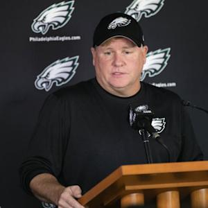 Chip Kelly: Eagles' Moves Were About Money, Not Culture