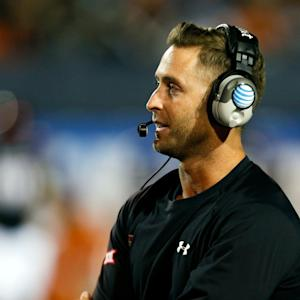 One-On-One with Kliff Kingsbury