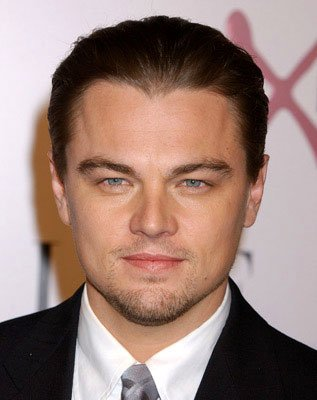 Leonardo DiCaprio at the Hollywood premiere of Miramax Films' The Aviator