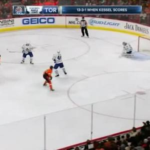 James Reimer Save on Matt Read (10:21/2nd)