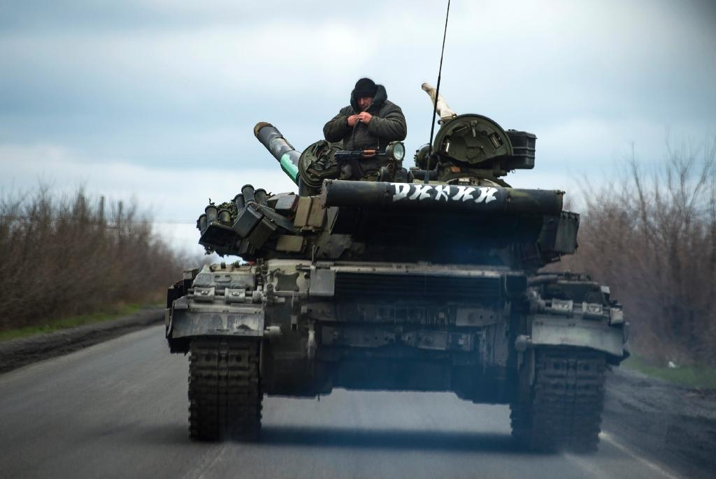 Fighters captured in Ukraine admit to serving in Russia's army: OSCE