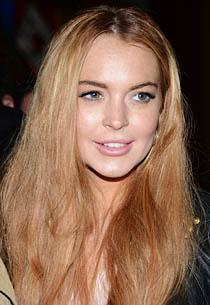 Lindsay Lohan  | Photo Credits: Andrew H. Walker/Getty Images