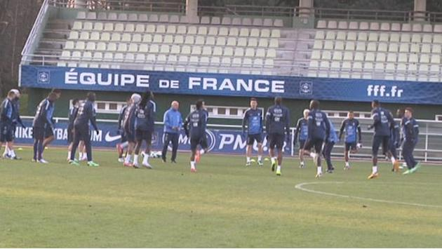 World Cup - Valbuena defends Benzema's France record