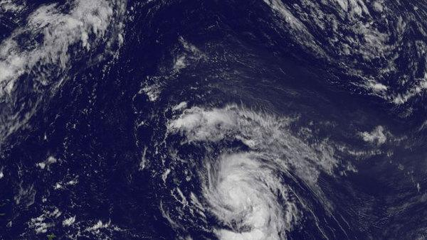 Nadine the Zombie: This Tropical Storm Just Won't Die