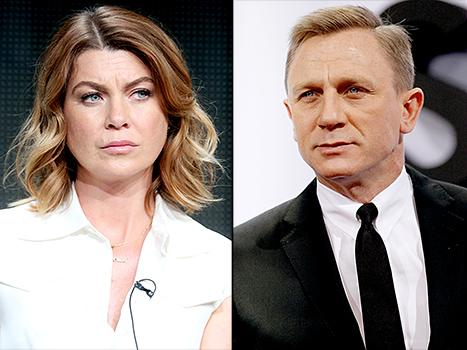 "Ellen Pompeo Calls Out Daniel Craig for His James Bond Comments: ""This Dude Needs a Reality Check"""