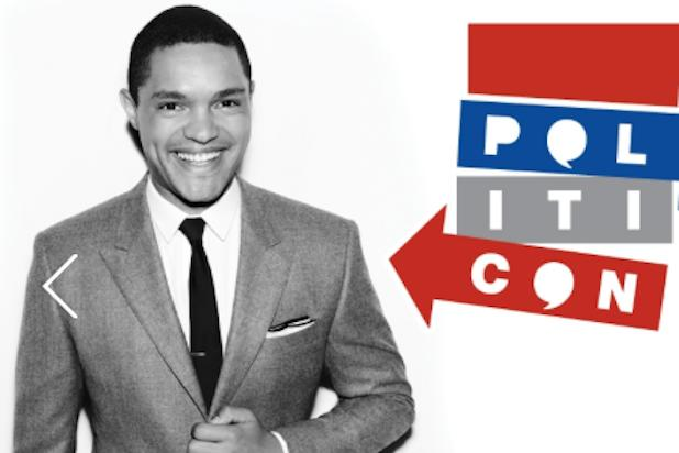 Trevor Noah Greeted, Hugh Hewitt Heckled and 5 Other Things Scene and Heard at LA's Politicon