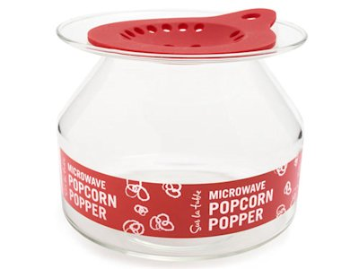 Sur La Table Microwave Popcorn Maker