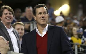 Non-Senator Rick Santorum Will Try to Stop Chuck Hagel