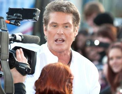 pst David Hasselhoff Britains Got Talent