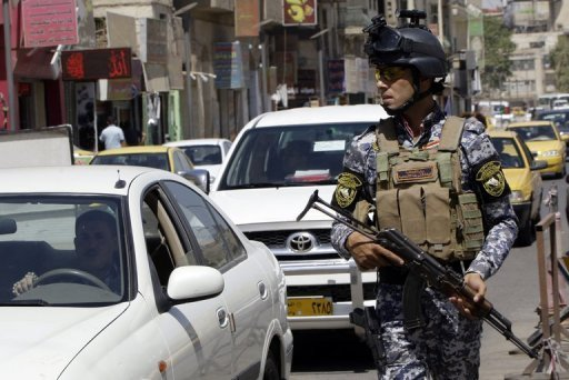 Eight  people  from  one  family  in  an  armed  attack  north  of  Baghdad