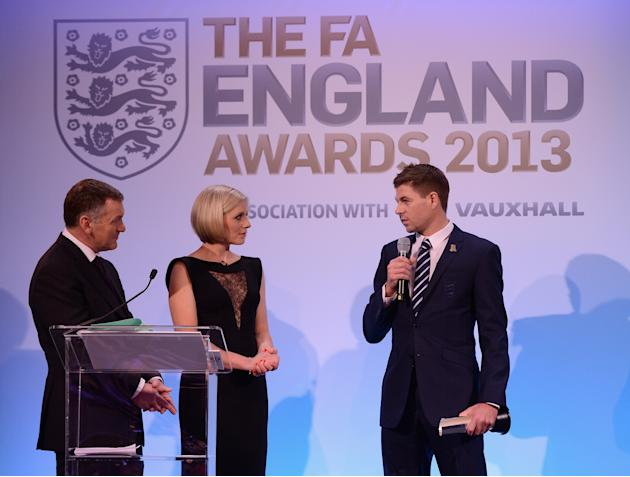 The FA England Awards 2013