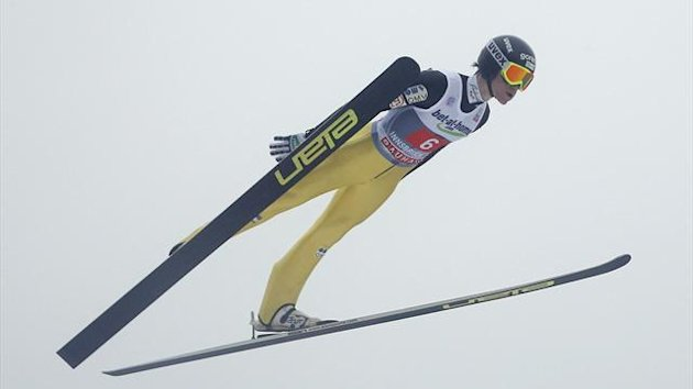 Slovenia&#39;s ski jumper Peter Prevc (AFP)