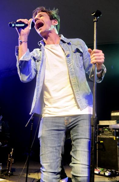 AUSTIN, TX - MARCH 16: Nate Ruess of fun. performs at Stubbs Bar-B-Q at the 2012 SXSW Music, Film   Interactive Festival Day 8 on March 16, 2012 in Austin, Texas. (Photo by Tim Mosenfelder/Getty Images)
