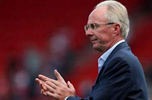 Eriksson: I signed deal to manage Manchester United in 2002