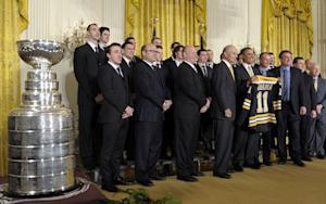 Boston Bruins Goalie Snubs Obama Over 'Out of Control' Government